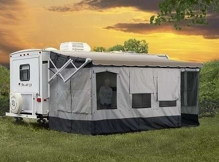 Carefree 291600 Vacation R Screen Room For 16 To 17 Awning By Carefree Http Www Amazon Com Dp B004rcqsyo Ref Cm Sw Rv Screen Rooms Rv Screen Camper Parts
