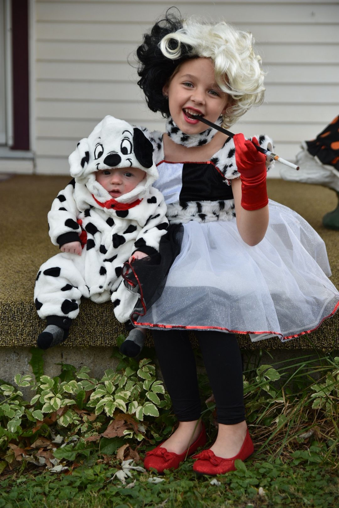 Sister Costume Halloween Fancy Dress Kleding en accessoires