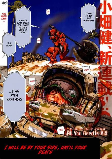 All You Need Is Kill Die In Battle Reborn In Victory Manga