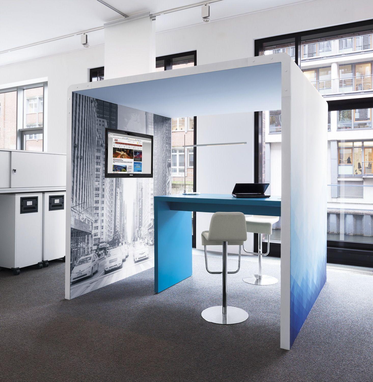 Schalldammung Und Absorption Als Modulsystem Spaces Procedes I D Interior Design Heinze De Inneneinrichtung
