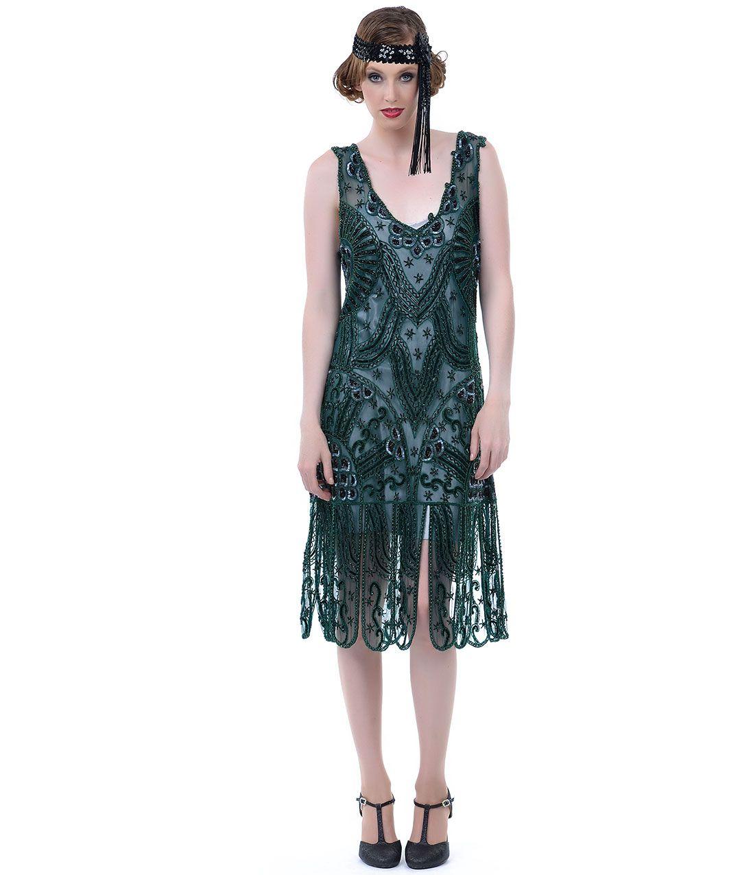 168 Stop Staring! 1930s Style Navy & Ivory Railene Dress | 1920s ...
