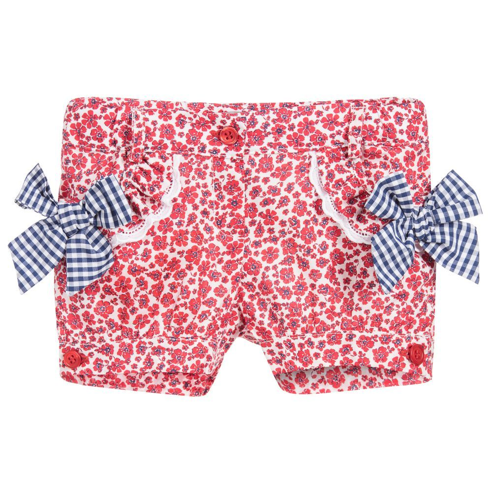 8ae3b592c733 Dr. Kid - Girls Cotton Shorts