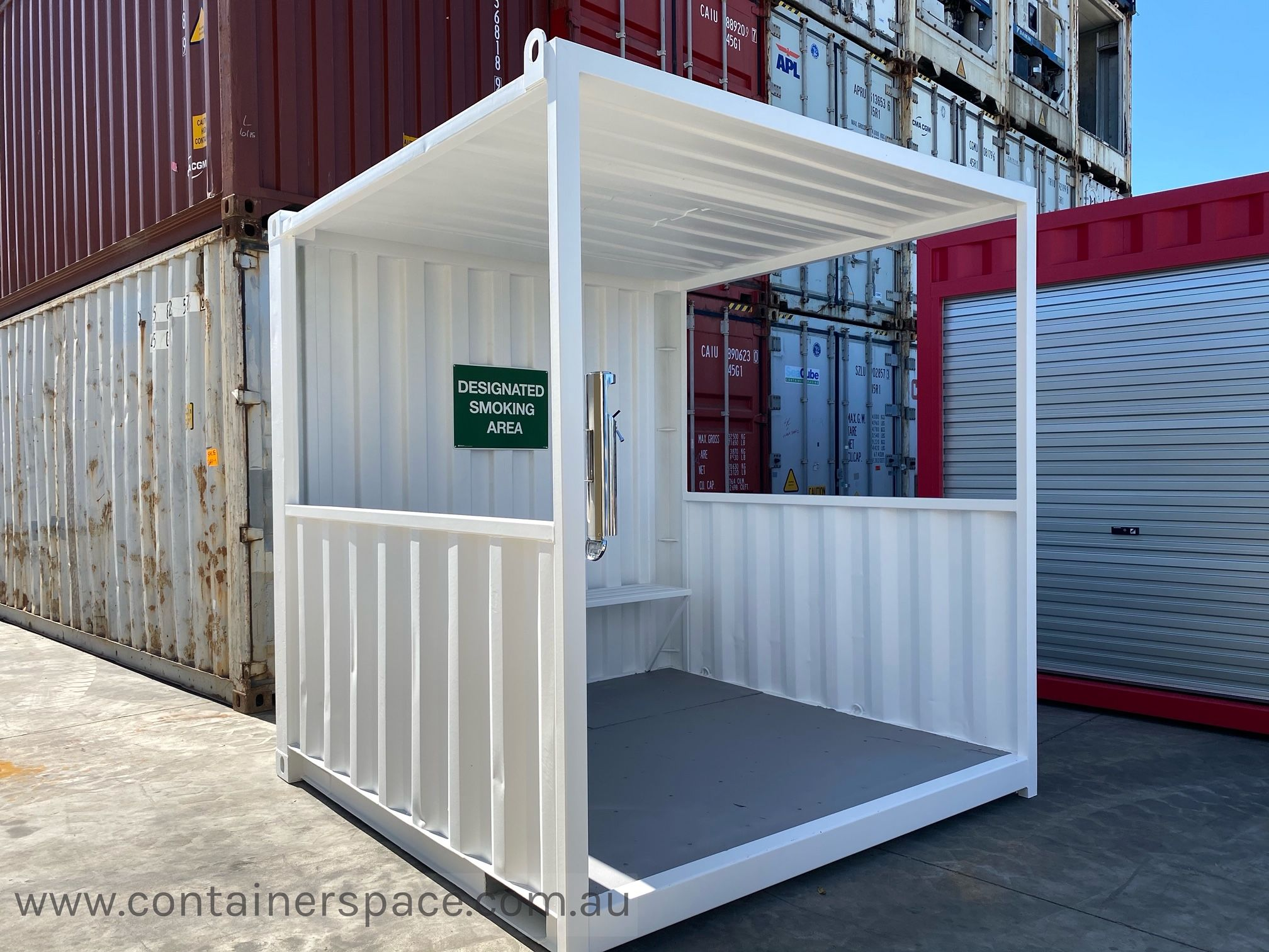 Shipping Containers For Sale In Melbourne Containerspace In 2020 Shipping Containers For Sale Container House Containers For Sale
