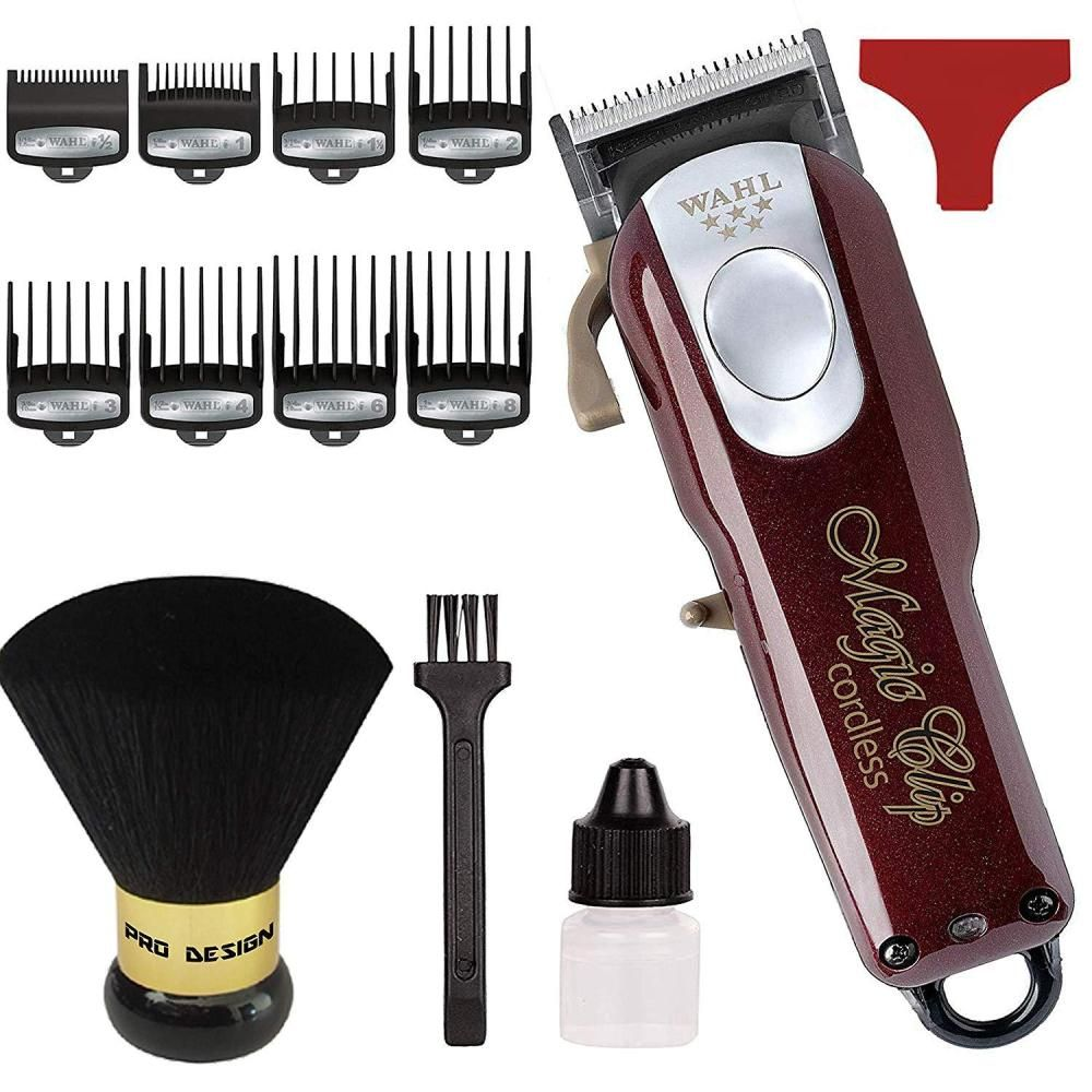 Wahl Professional 5Star Cord/Cordless Clip 8148 Great