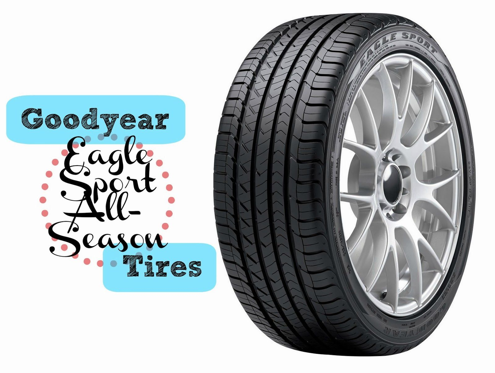 Thanks, Mail Carrier Goodyear Eagle Sport AllSeason