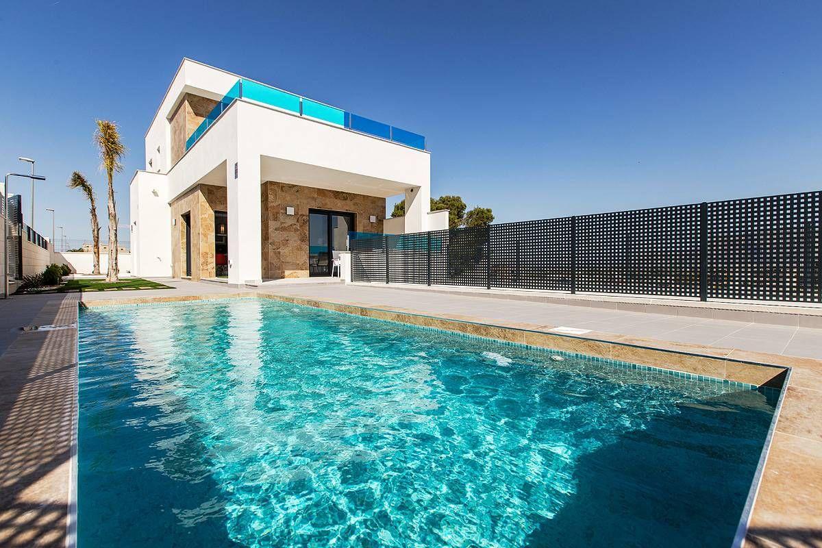 Luxury Villas In Los Montesinos Io Property Marbella Property Villa House Designs Exterior