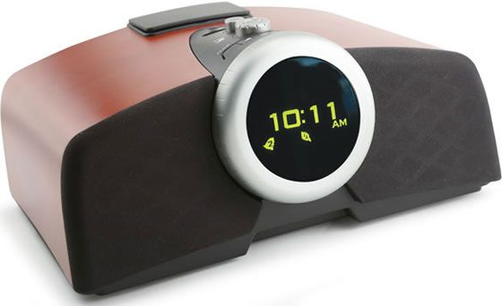 Alarm Clock with Alarm Clock can either wake you up or