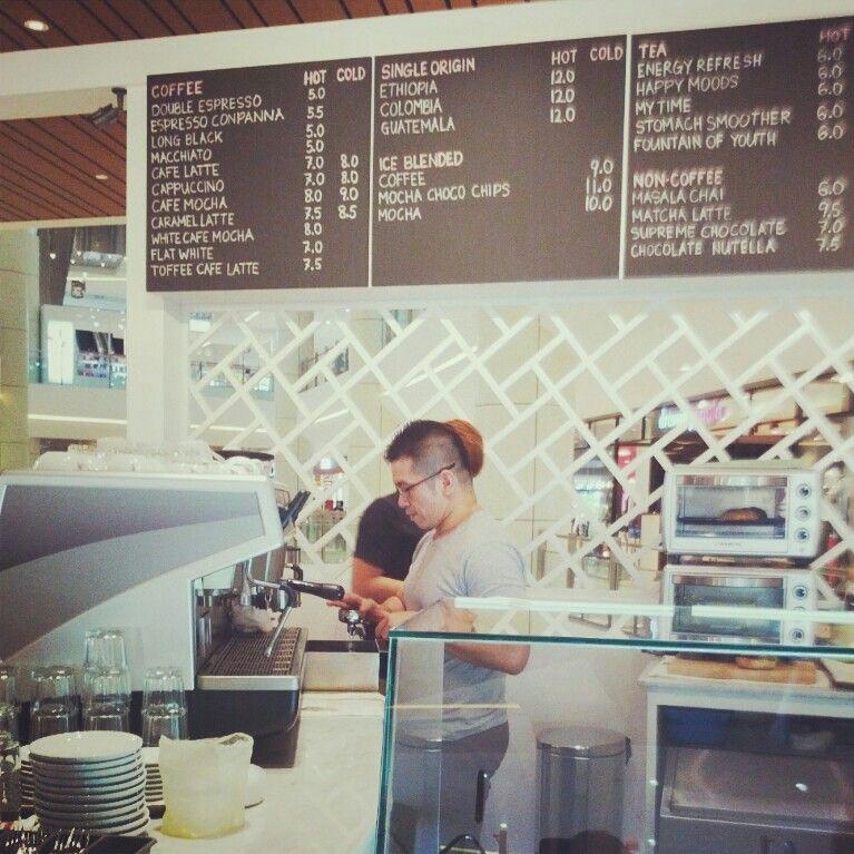 Coffee Elements Paragon Mall Penang Macchiato Cafe Penang