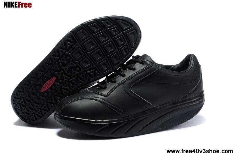 Discount Men MBT Shadow Shoes Black Casual shoes Store