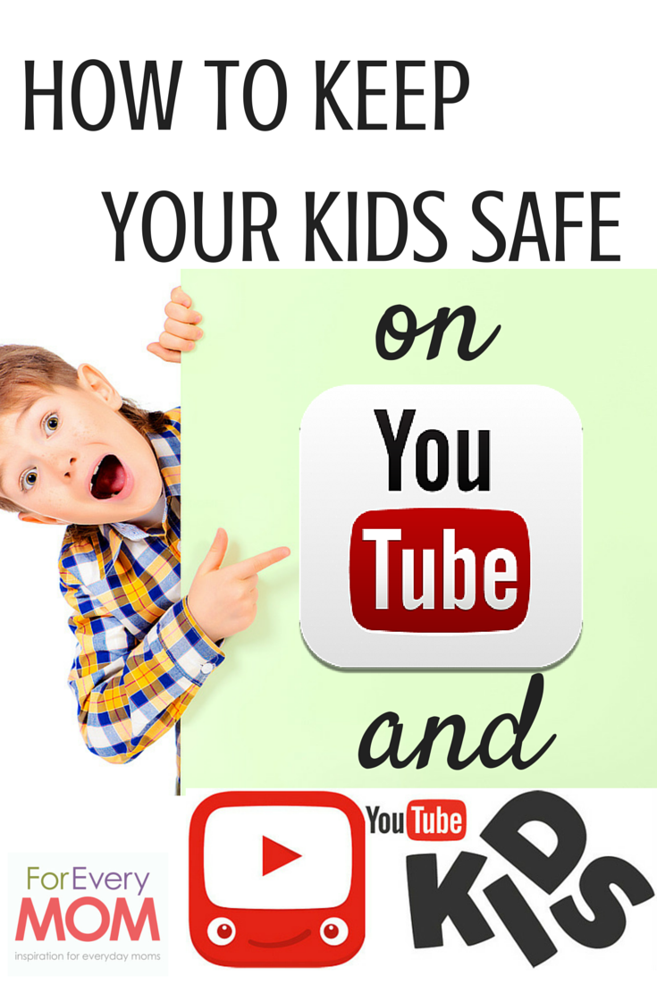 How to Keep Your Children Safe on YouTube