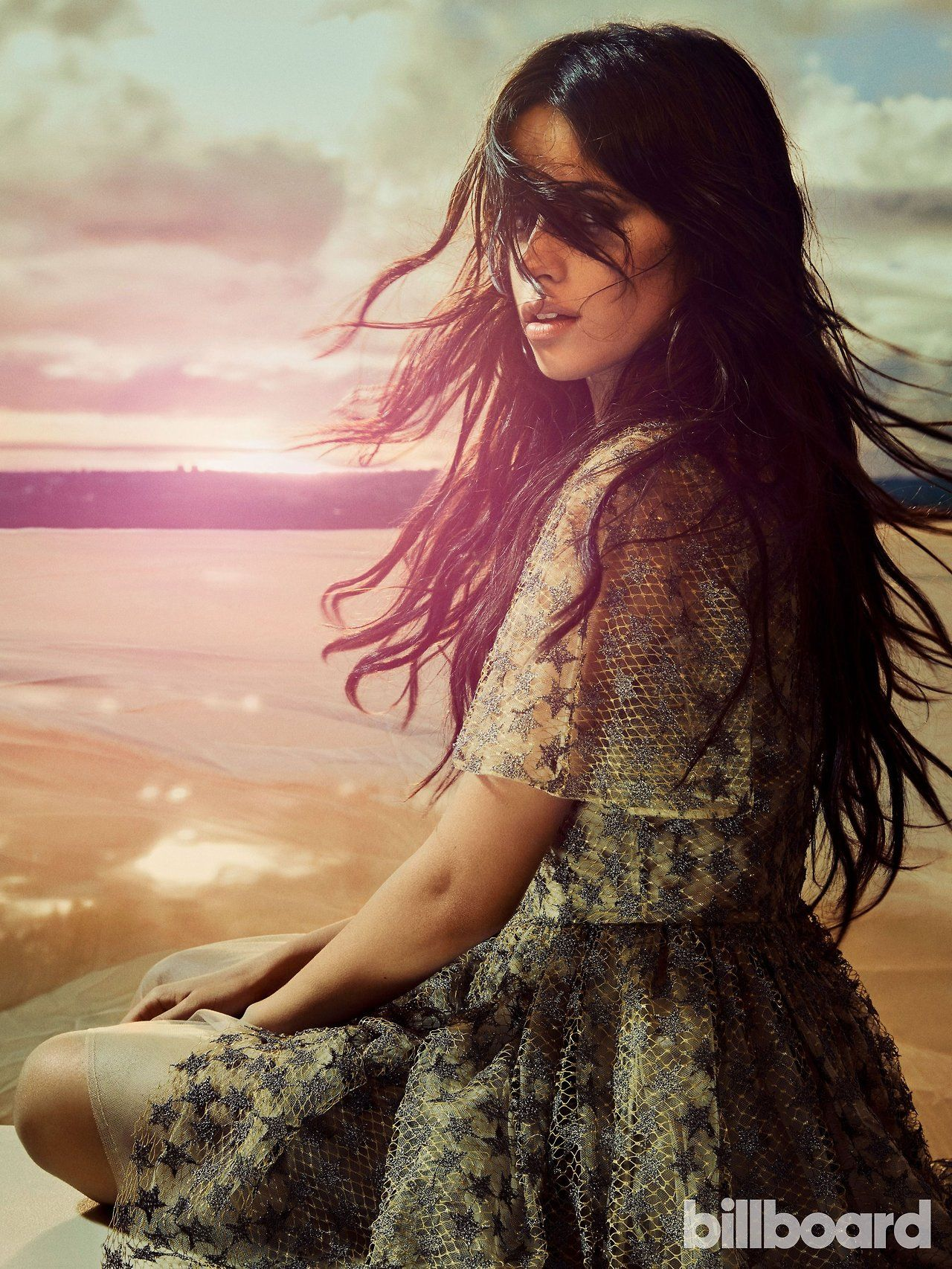 """ Camila Cabello photographed for Billboard. """