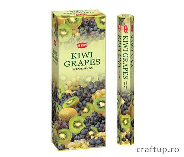 Bețișoare parfumate HEM - Kiwi Grapes