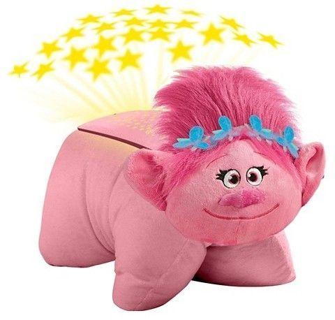 Pillow Pets TrollsR Poppy Dream Lites Nightlight