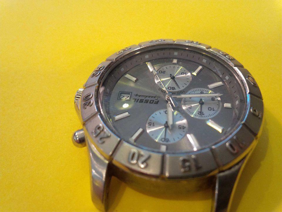 Fossil Blue Ch 2331 Watch Uhren Herren