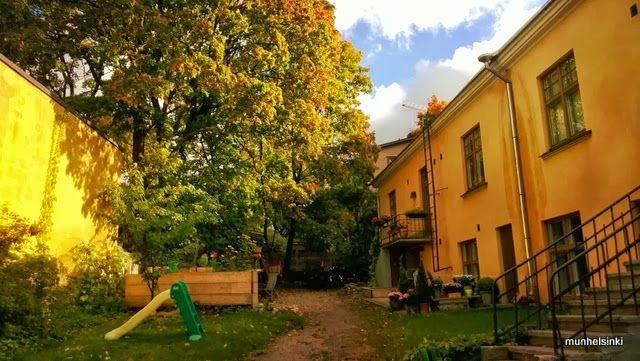 Mun Helsinki: Takaisin Puu-Vallilaan