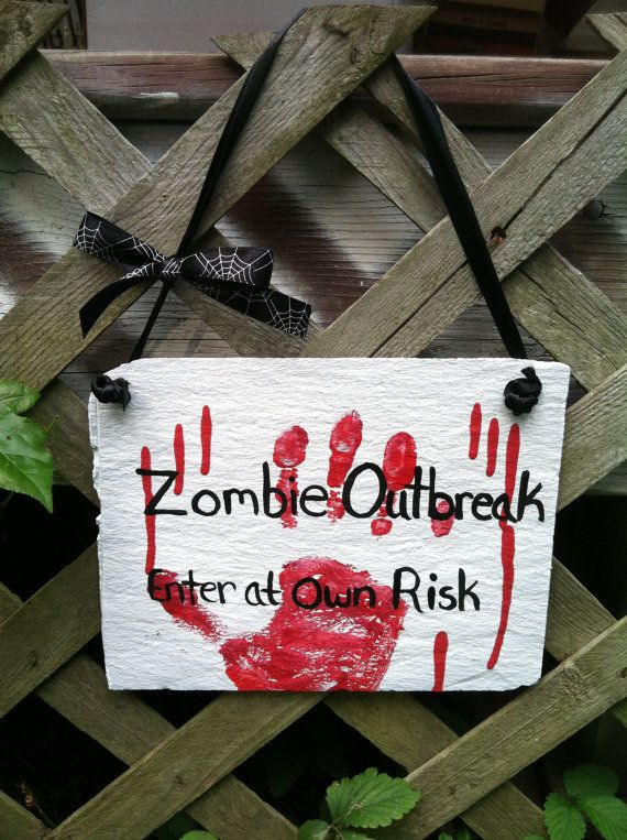 Zombie Outbreak Zombie wedding, Spooky halloween party