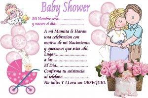 Invitaciones Para Baby Shower Para Modificar 8 Bb