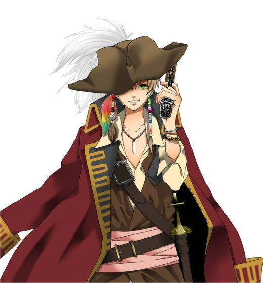 Manga Anime Pirates: Pirate - Hey Mangas !