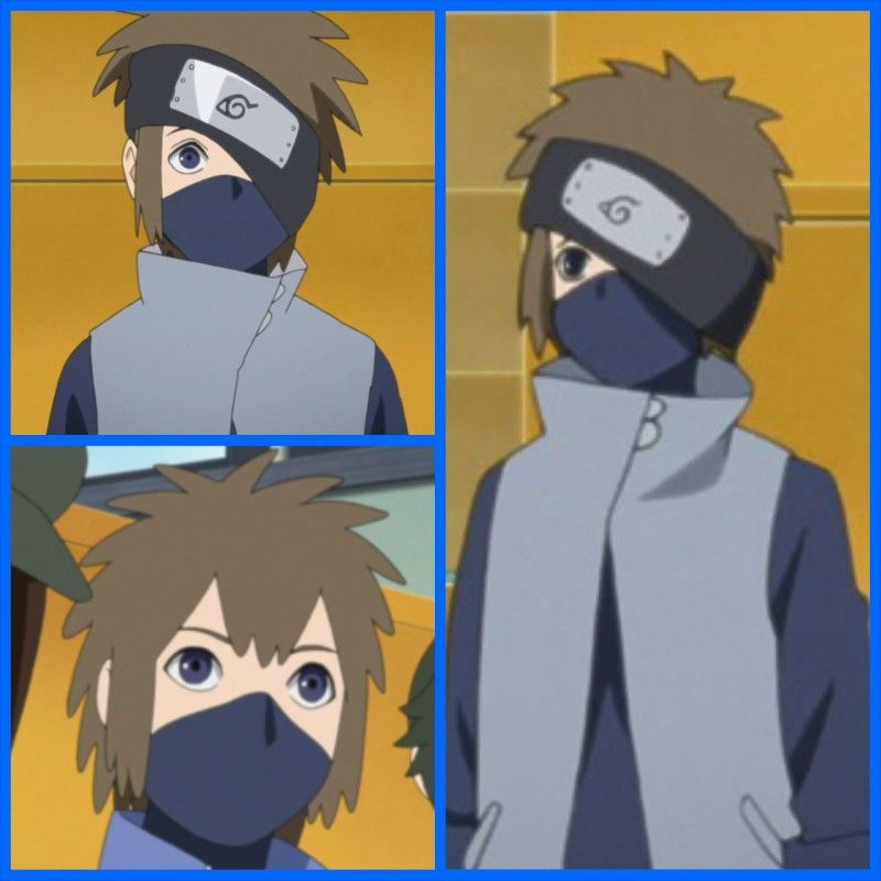 Hoki Taketori is so cute! And he isn't Kakashi's son. Hoki ...