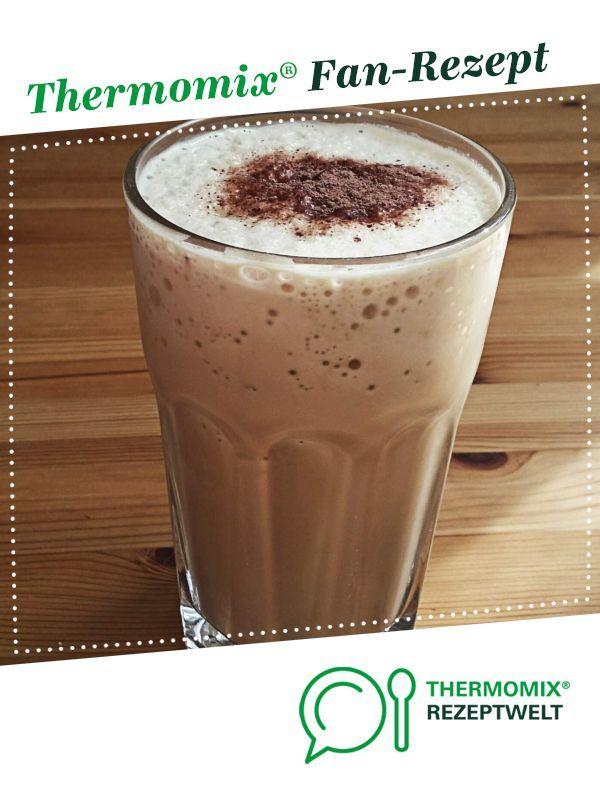 Iced Latte Macchiato #lattemacchiato Iced Latte Macchiato von Alfa-Be. Ein Thermomix ® Rezept aus der Kategorie Getränke auf www.rezeptwelt.de, der Thermomix ® Community. #lattemacchiato