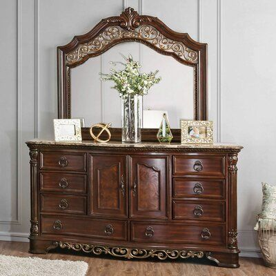 Astoria Grand Lois 8 Drawer Double Dresser Wayfair Ca Furniture Of America Furniture Bedroom Sets Queen