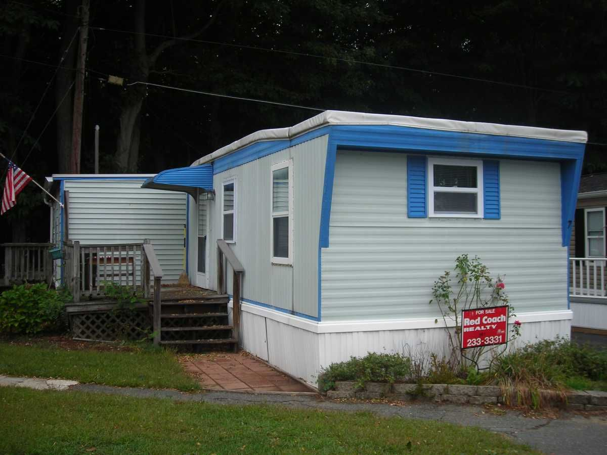 Recenlty Sold Mobile Home Schult 2 Beds 1 Baths In Peabody Park MA 01960