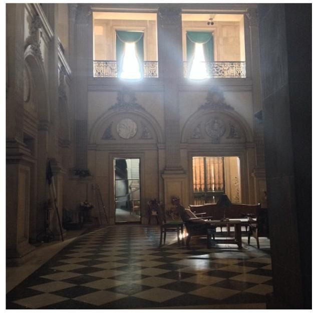 Entry Hall - 2014-lynnewood Hall