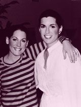 Two sisters, one promise. Susan G. Komen for the Cure. Check out our new blog at KomenKansasCity.wordpress.com!