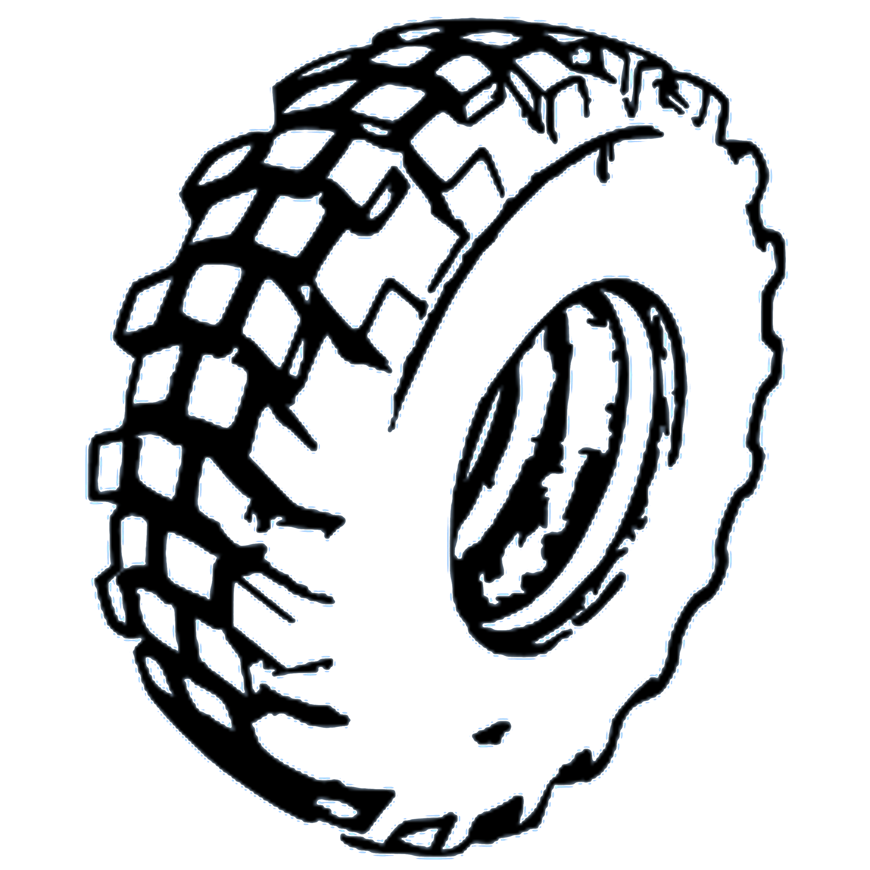 Mud Tire Clipart With Images