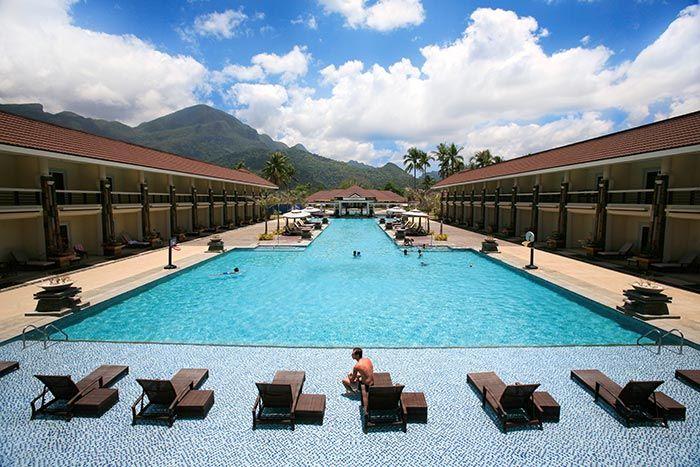 Palawan Sheridan Beach Resort And Spa Palawan