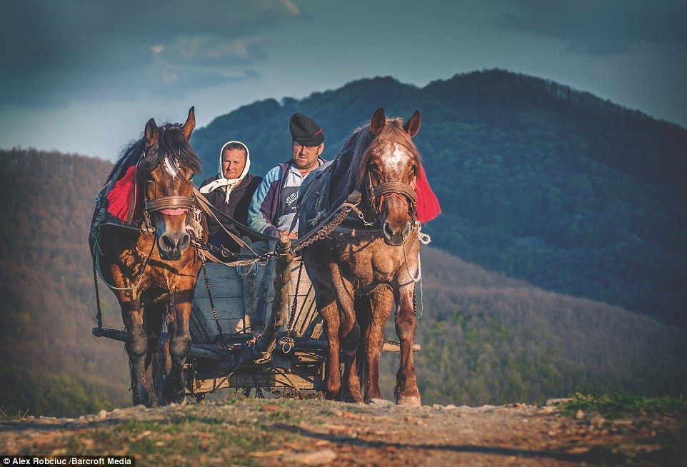 Inside the romanian village where people live like their ancestors people work eke out their existence from the land in the remote carpathian mountains area publicscrutiny Image collections