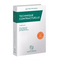 Technique Contractuelle Systematique Technique Edition