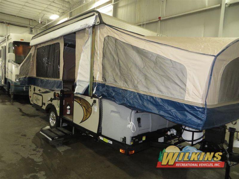 Used 2014 Coachmen Rv Clipper Camping Trailers 1285sst Classic