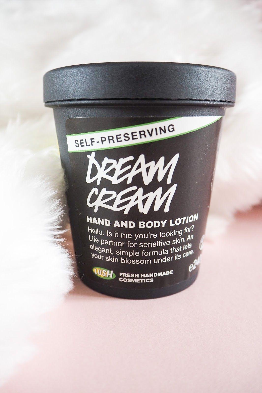 Lush Dream Cream Why It Really Works Wonders! Lush