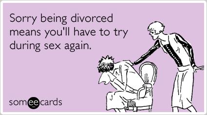 離婚後の性生活