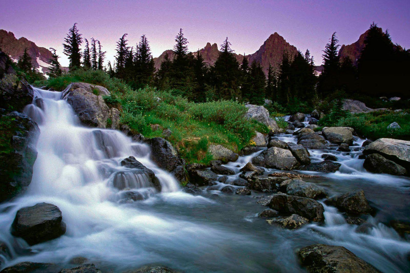 Supernatural Wallpapers Super Natural Cool Wallpapers Most Beautiful Nature Part 27 Ansel Adams Waterfall Beautiful Nature