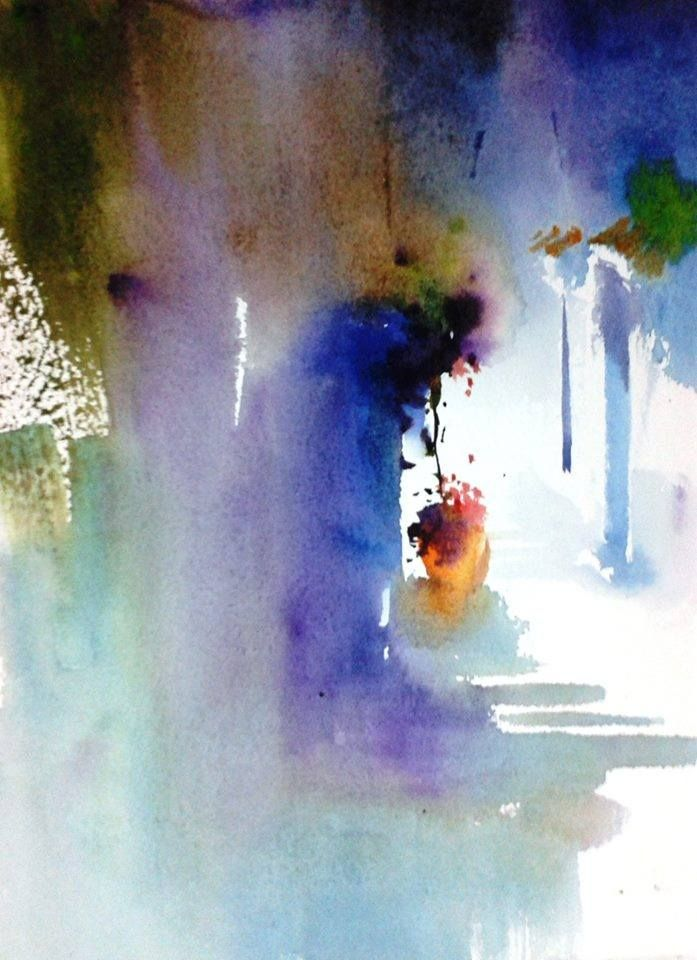 Mustapha Ben Lahmar Watercolor Illustration Watercolor Art