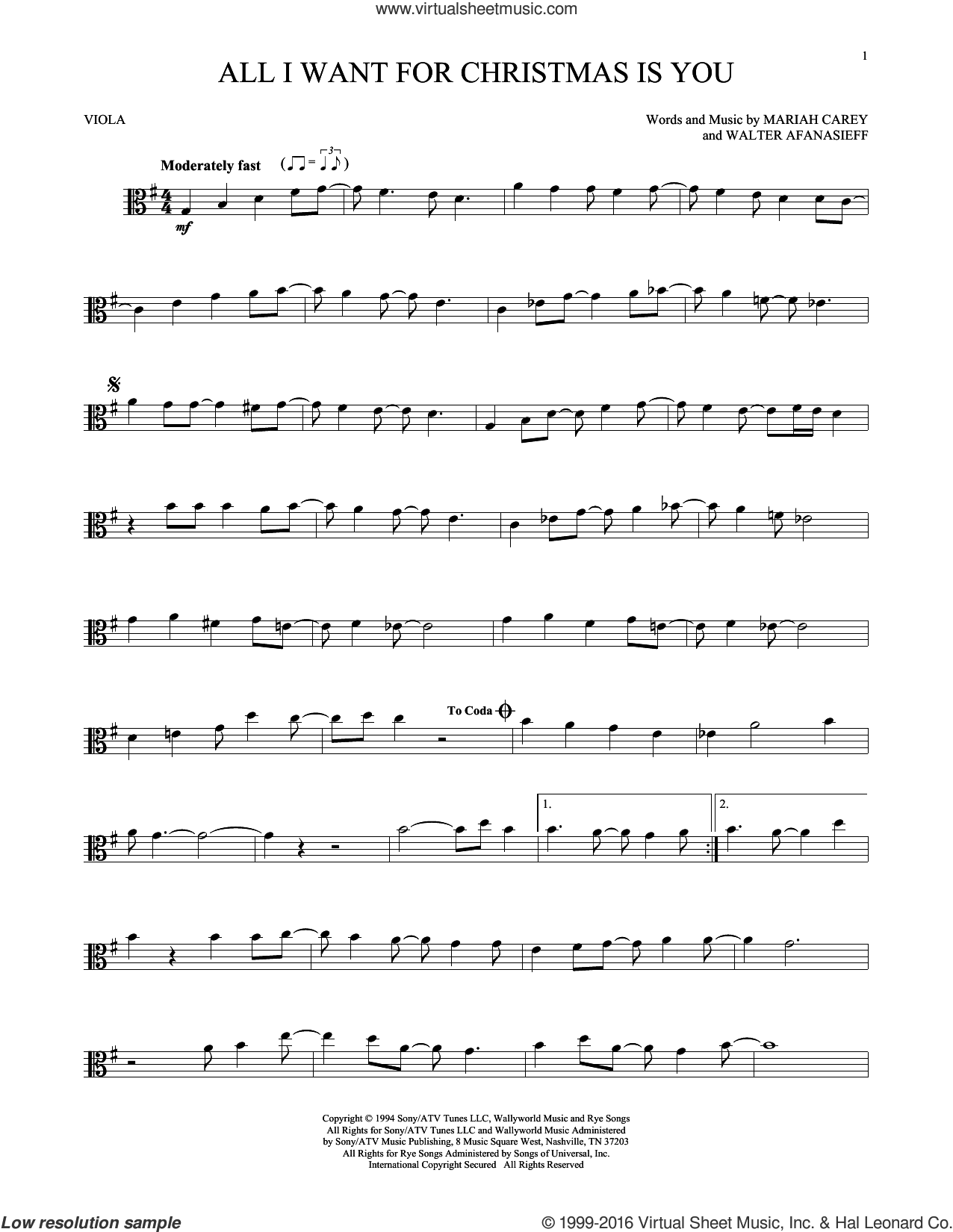 Mariah Carey All I Want For Christmas Is You Sheet Music Notes Chords Score Download Printable Pdf Sheet Music Notes Popular Piano Sheet Music Sheet Music