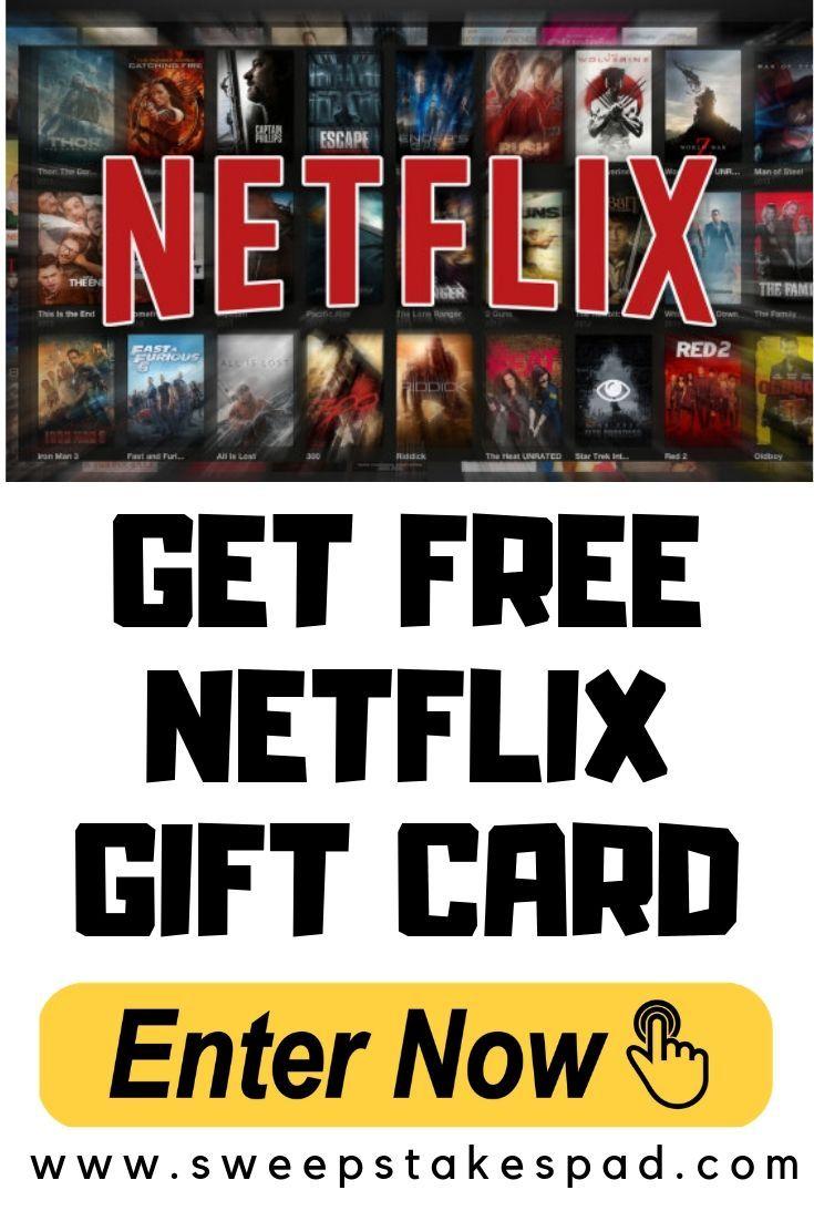 100 Netflix Gift Card Giveaway Netflix gift card