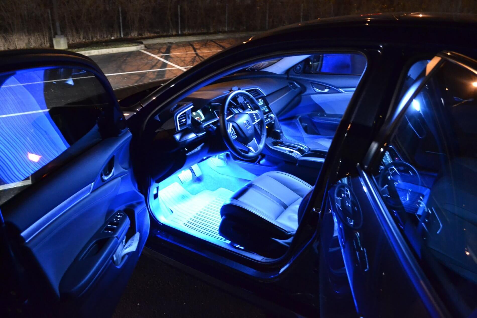 threads lights galaxy honda ledglow interior lighting dsc civic kit forum jpg rider