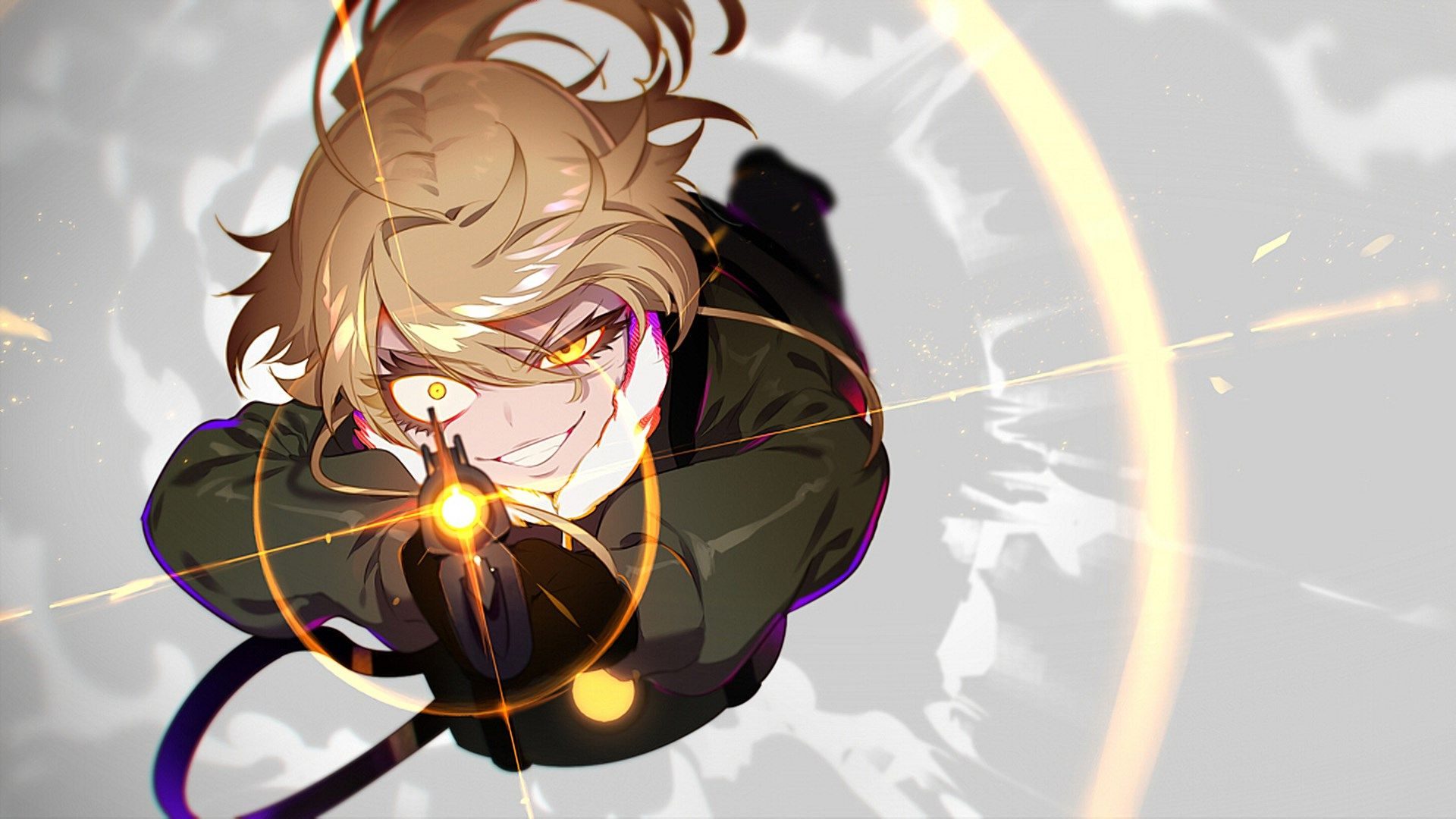 Computer Wallpaper For Youjo Senki Gina Bush 2017 03 25 幼女