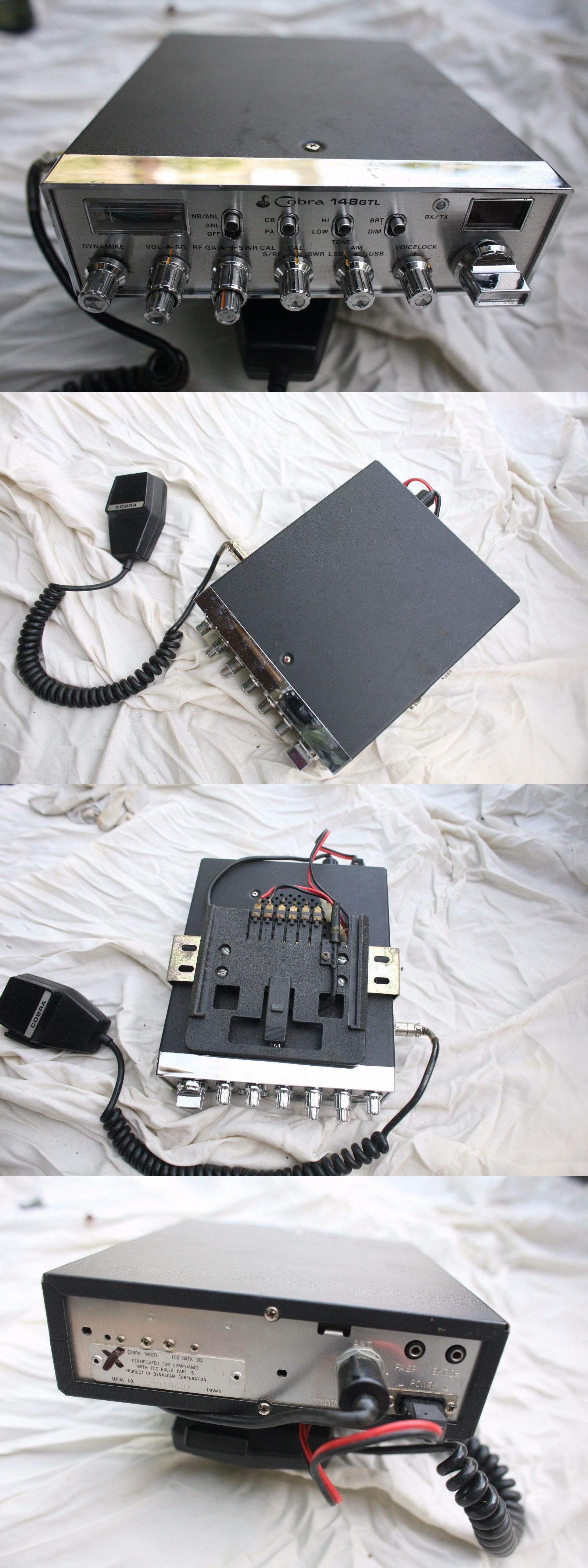 Cb radios never used cobra 148 gtl taiwan model cb radio am ssb cb radios never used cobra 148 gtl taiwan model cb radio am sciox Gallery