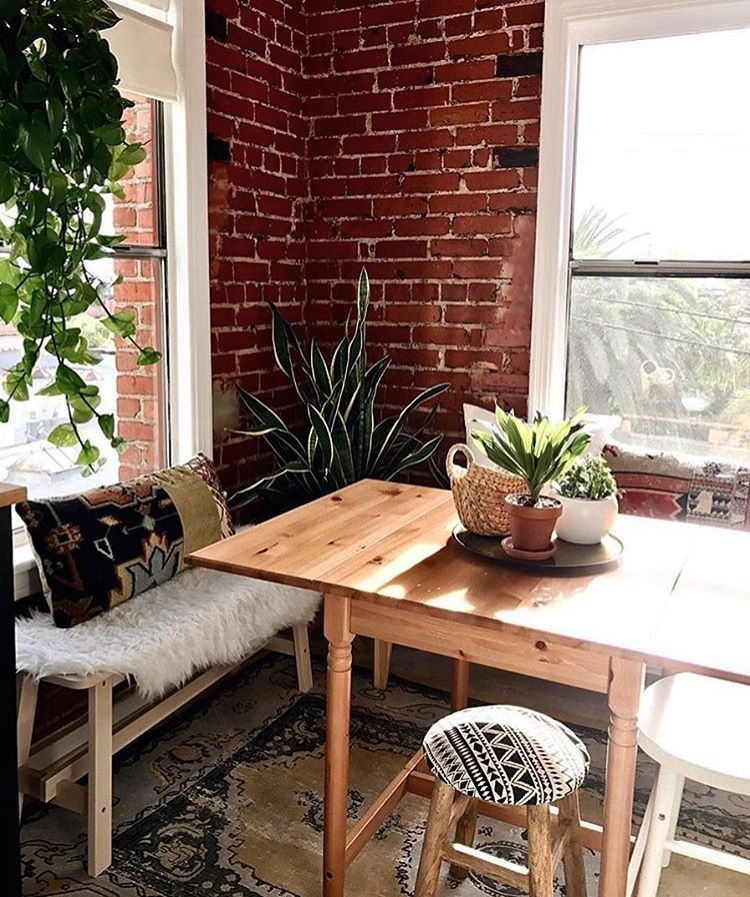 10 Incredible Ideas To Decorate And Spice Up A Brick Wall Brick Wall Decor Brick Wallpaper Bedroom Wall Decor Bedroom