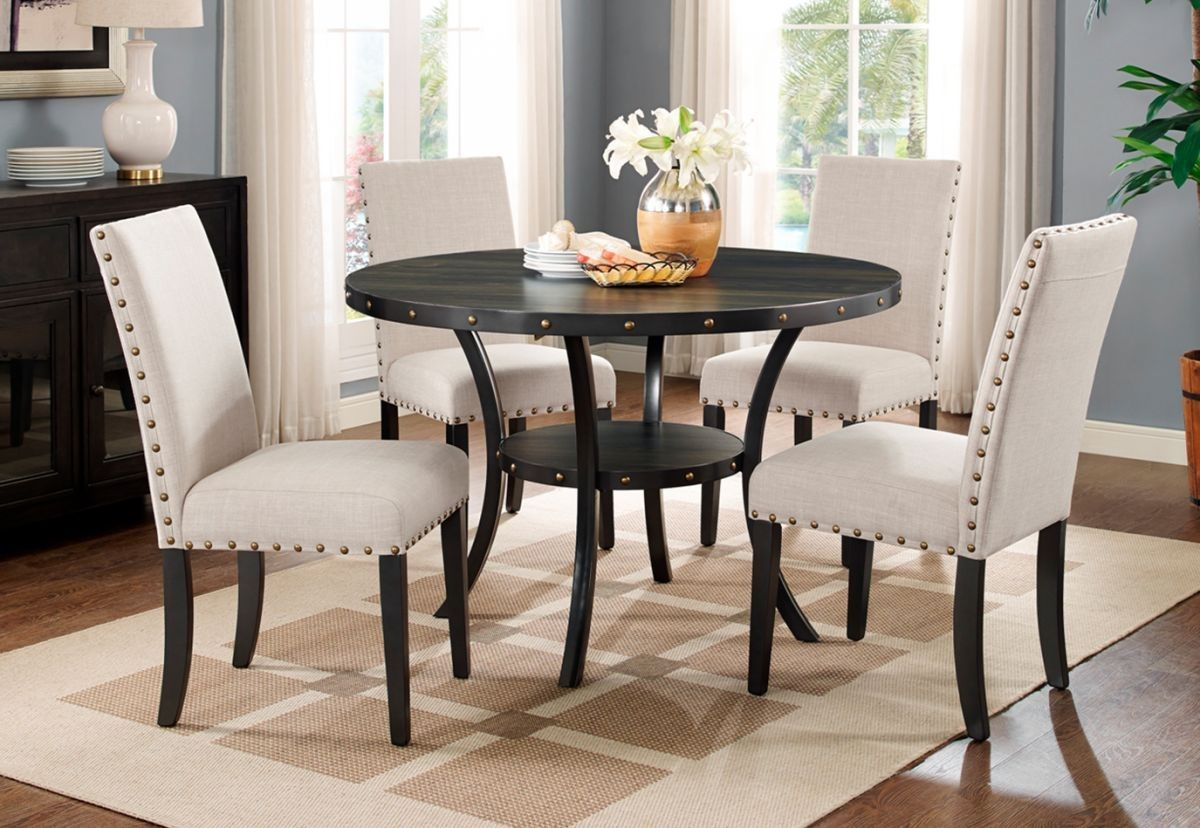 Best Badcock More Madison 5 Pc Dining Room Dining Room 400 x 300
