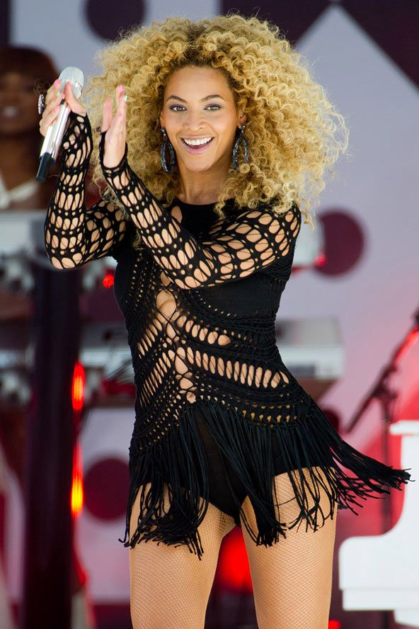 Beyonce - I love her hair like this! ♡✿♔Life, likes and style of Creole-Belle♔✿✝♡