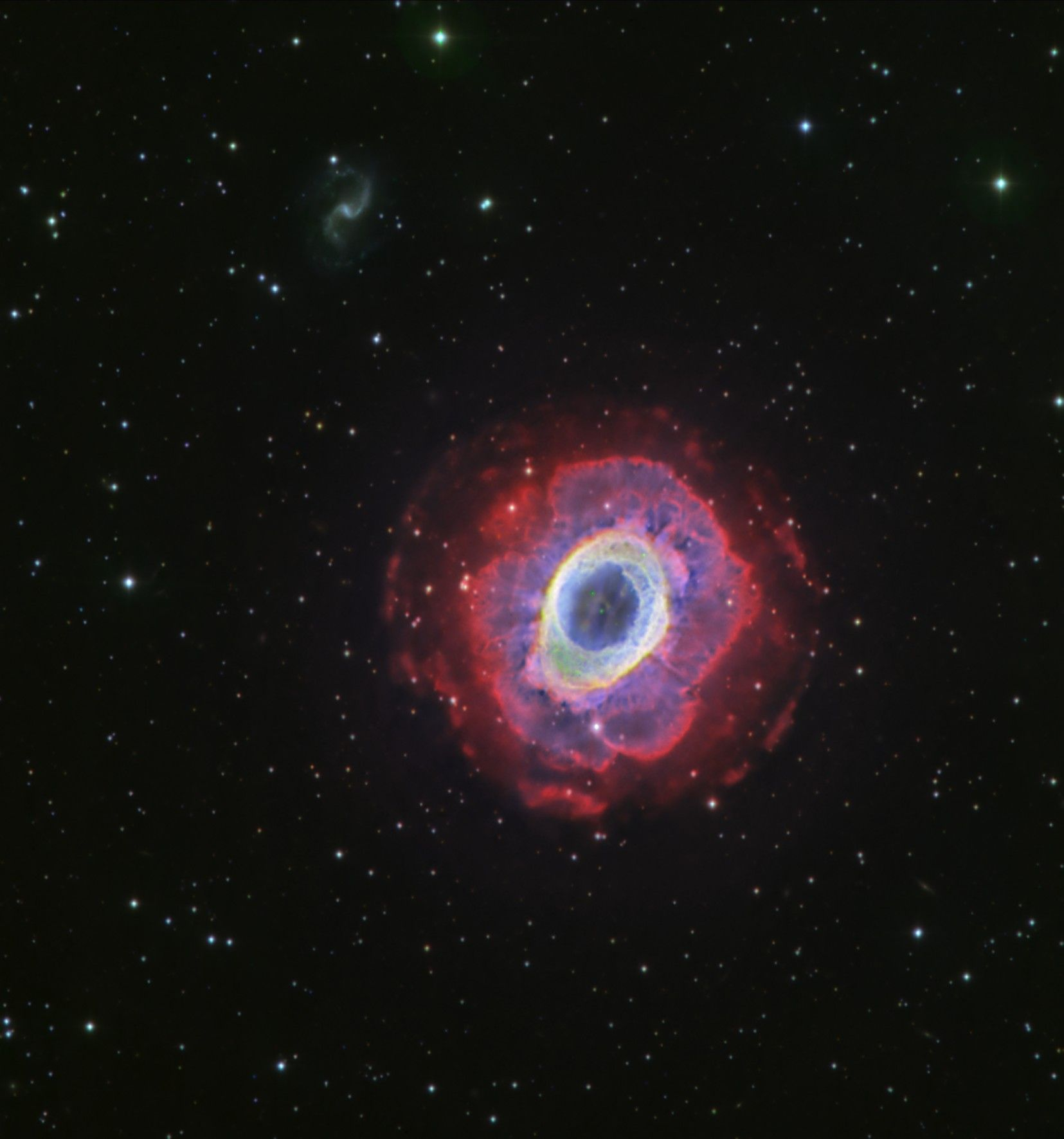 ring nebula distance - 600×645