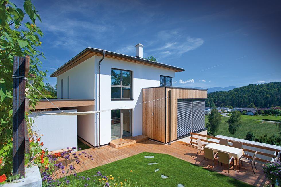 moderne fertigh user mit holz ihr wohntraum mit einem. Black Bedroom Furniture Sets. Home Design Ideas