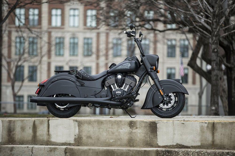 Indian Dark Horse (с изображениями) Мотоцикл bobber