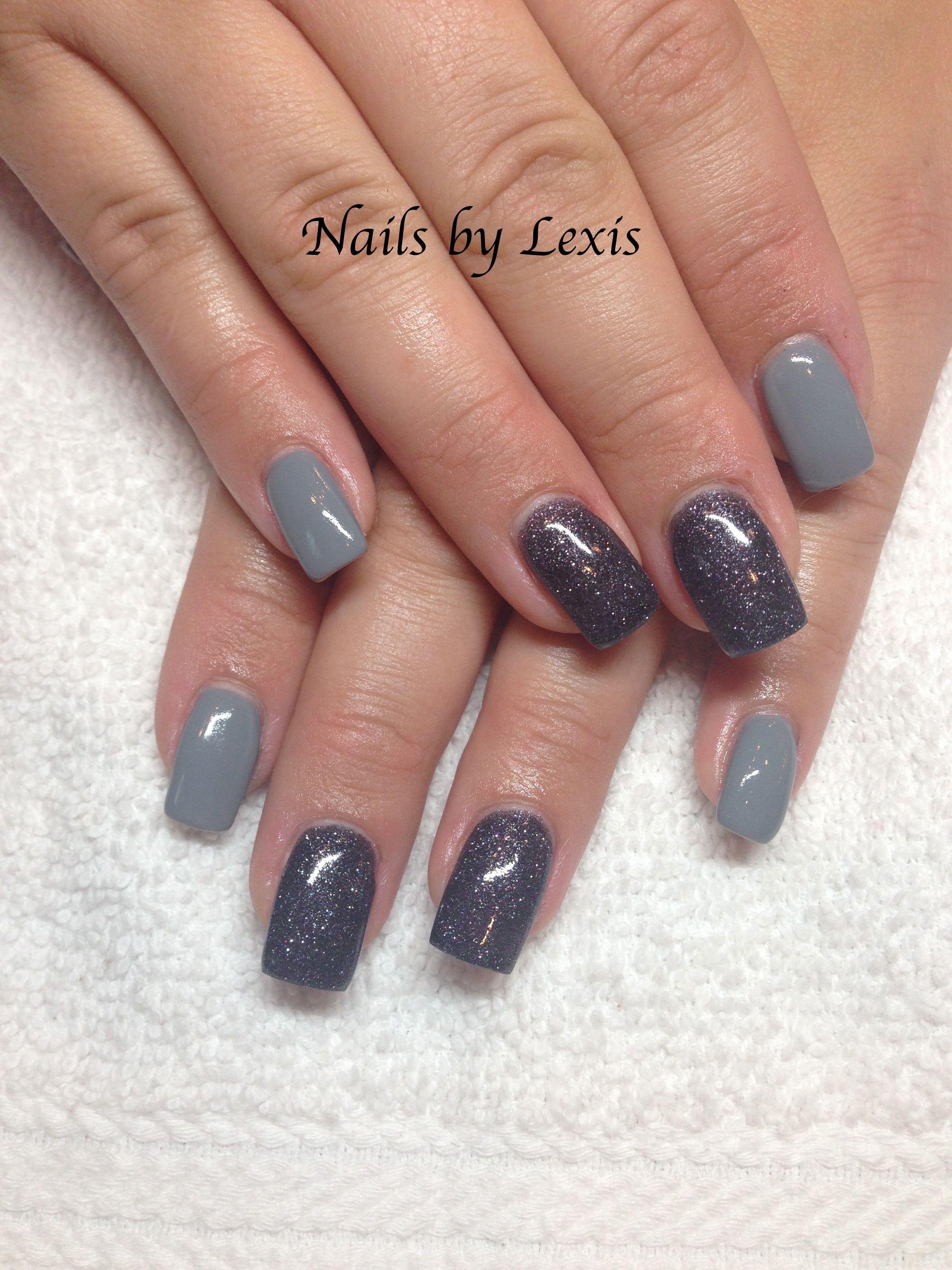 Fuzion Fall Gel nails by Lexis! | NAILS | Pinterest | Fall gel nails ...