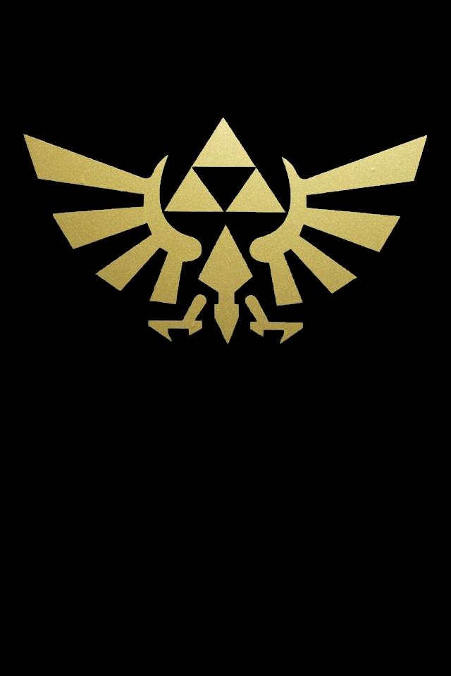Zelda Iphone 5 Wallpapers Triforce Wallpaper Iphone Wallpaper